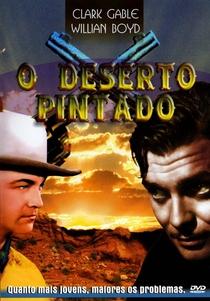 O Deserto Pintado - Poster / Capa / Cartaz - Oficial 3