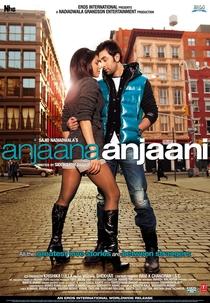 Anjaana Anjaani - Poster / Capa / Cartaz - Oficial 7