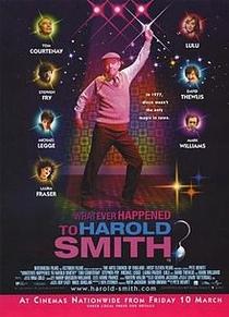 O Que Aconteceu Com Harold Smith? - Poster / Capa / Cartaz - Oficial 1