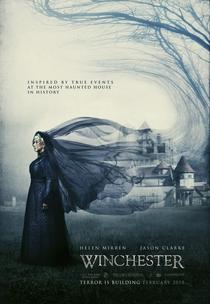 A Maldição da Casa Winchester - Poster / Capa / Cartaz - Oficial 1