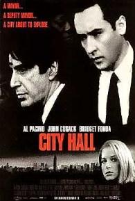 City Hall - Conspiração no Alto Escalão - Poster / Capa / Cartaz - Oficial 2