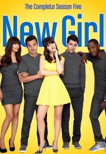 New Girl (5ª Temporada) - Poster / Capa / Cartaz - Oficial 1