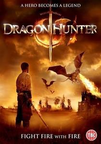 O Caçador de Dragões - Poster / Capa / Cartaz - Oficial 2