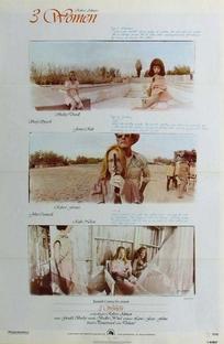 Três Mulheres - Poster / Capa / Cartaz - Oficial 2