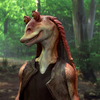George Lucas nomeia Jar Jar Binks seu personagem favorito de Star Wars