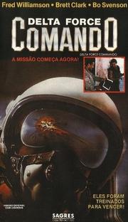 Delta Force Commando - Poster / Capa / Cartaz - Oficial 1