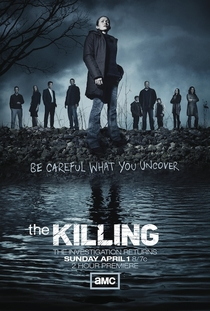 The Killing (2ª Temporada) - Poster / Capa / Cartaz - Oficial 1