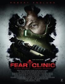 Fear Clinic - Poster / Capa / Cartaz - Oficial 3