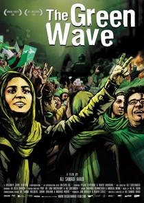 A Onda Verde - Poster / Capa / Cartaz - Oficial 1