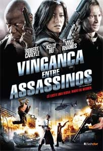 Vingança Entre Assassinos - Poster / Capa / Cartaz - Oficial 1