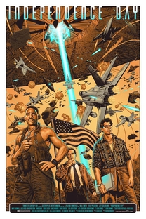 Independence Day - Poster / Capa / Cartaz - Oficial 7
