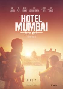 Atentado ao Hotel Taj Mahal - Poster / Capa / Cartaz - Oficial 7