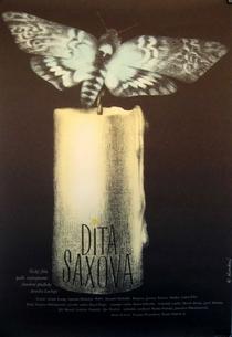 Dita Saxová  - Poster / Capa / Cartaz - Oficial 3