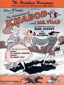 As Aventuras de Ichabod e Sr. Sapo - Poster / Capa / Cartaz - Oficial 3