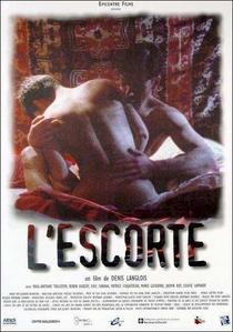 L'escorte - Poster / Capa / Cartaz - Oficial 1