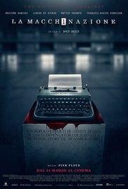 La Macchinazione - Poster / Capa / Cartaz - Oficial 1