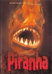 Piranha - Poster / Capa / Cartaz - Oficial 1