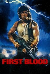 Rambo: Programado Para Matar - Poster / Capa / Cartaz - Oficial 1