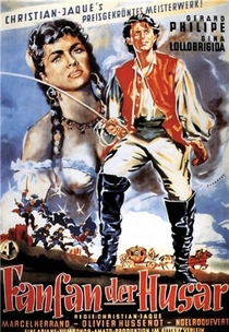 Fanfan la Tulipe - Poster / Capa / Cartaz - Oficial 4