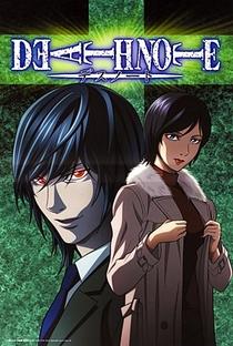 Death Note (1ª Temporada) - Poster / Capa / Cartaz - Oficial 46