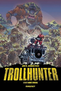 O Caçador de Troll - Poster / Capa / Cartaz - Oficial 3