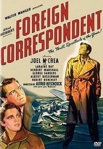Correspondente Estrangeiro - Poster / Capa / Cartaz - Oficial 1