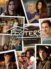 The Fosters (5ª Temporada) - Poster / Capa / Cartaz - Oficial 1