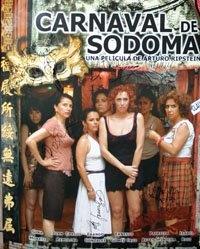 O Carnaval de Sodoma - Poster / Capa / Cartaz - Oficial 1