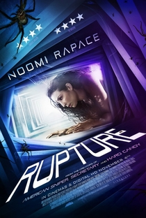 Rupture: Superando O Medo - Poster / Capa / Cartaz - Oficial 3