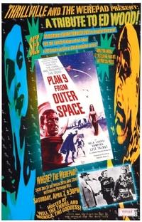 Plano 9 do Espaço Sideral - Poster / Capa / Cartaz - Oficial 8