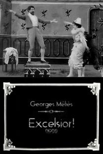 Excelsior! - Poster / Capa / Cartaz - Oficial 1