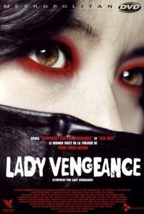 Lady Vingança - Poster / Capa / Cartaz - Oficial 3