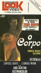 O Corpo - Poster / Capa / Cartaz - Oficial 1