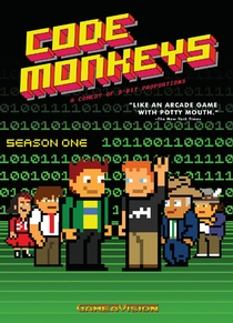 Code Monkeys - Poster / Capa / Cartaz - Oficial 1