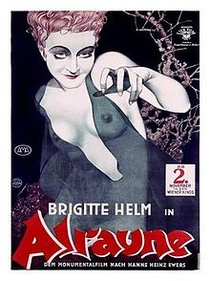 Alraune - Poster / Capa / Cartaz - Oficial 1