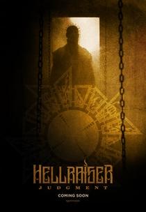 Hellraiser - Julgamento - Poster / Capa / Cartaz - Oficial 2