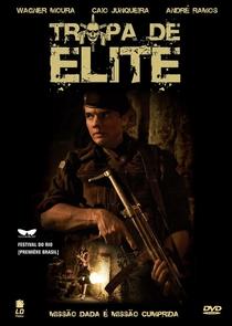 Tropa de Elite - Poster / Capa / Cartaz - Oficial 4