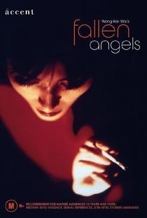 Anjos Caídos - Poster / Capa / Cartaz - Oficial 3
