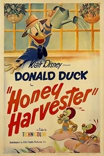Honey Harvester  - Poster / Capa / Cartaz - Oficial 1