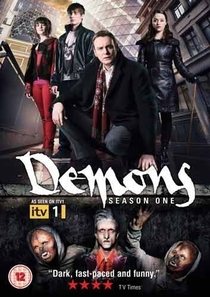 Demons (1ª Temporada) - Poster / Capa / Cartaz - Oficial 1