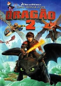 Como Treinar o seu Dragão 2 - Poster / Capa / Cartaz - Oficial 17