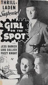 Girl on the Spot - Poster / Capa / Cartaz - Oficial 3