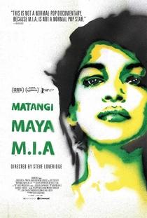 Matangi / Maya / M.I.A. - Poster / Capa / Cartaz - Oficial 3