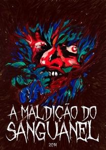A Maldição do Sanguanel - Poster / Capa / Cartaz - Oficial 2