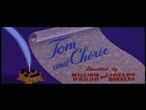 Tom and Chérie - Poster / Capa / Cartaz - Oficial 1