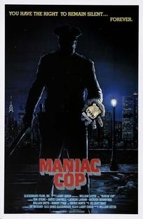 Maniac Cop - O Exterminador - Poster / Capa / Cartaz - Oficial 5