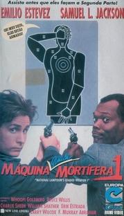 Máquina Quase Mortífera - Poster / Capa / Cartaz - Oficial 1