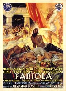 Fabíola - Poster / Capa / Cartaz - Oficial 1