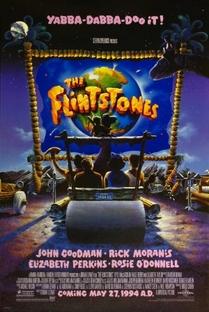 Os Flintstones: O Filme - Poster / Capa / Cartaz - Oficial 3