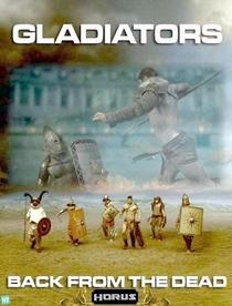 Gladiadores: De Volta à Vida - Poster / Capa / Cartaz - Oficial 1